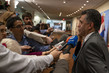 Security Council President Briefs Press after Consultations on Syria 3.1885314