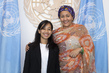 Deputy Secretary-General Meets Youth from Philippines 7.2055693