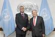 Secretary-General Meets Chair-Rapporteur of Working Group on Right to Development