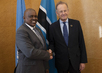 UNOG Director-General Meets President of Botswana during World Investment Forum 2018 7.2119403