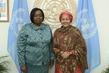 Deputy Secretary-General Meets Cabinet Secretary for Foreign Affairs of Kenya 7.2119403