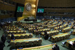 General Assembly Hears Report of International Atomic Energy Agency