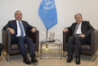 Secretary-General Meets Foreign Minister of Turkey 2.8568692