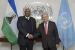 Secretary-General Meets King of Lesotho 2.8585076