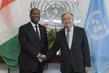 Secretary-General Meets President of Côte d'Ivoire 2.8585076
