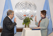 Secretary-General Swears in Assistant Secretary-General for Safety and Security 2.8585076