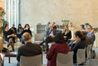 Assembly President Holds Morning Dialogue with UN Representatives 3.2244632