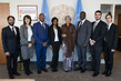 Deputy Secretary-General Meets with Peace Advocates 7.212575
