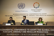 Closing Press Conference on Global Compact for Migration 1.0