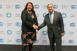 Secretary-General Meets Minister of Environment of Australia at COP24 3.7723846