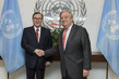 Secretary-General Meets Secretary of Foreign Affairs of the Philippines 2.8594806