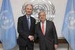 Secretary-General Meets Special Envoy for Syria 2.8594806