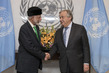 Secretary-General Meets Foreign Minister of Oman 2.8598704