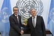 Farewell Call by Permanent Representative of Tunisia 2.8598704