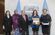 Secretary-General Hosts Coupe de Champagne for General Assembly President 4.2266307