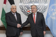 Secretary-General Meets President of State of Palestine