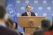 Press briefing by Foreign Minister of Venezuela