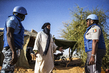 UN Police Patrol Menaka Region in North-East Mali 8.805817
