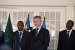 Joint UN/AU Delegation Visit Central African Republic 4.1818175