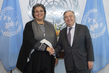Secretary-General Meets SRSG and Head of UN Office to African Union