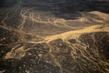 Aerial View of Tessalit, Mali 3.569411