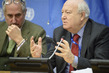 High Representative for UN Alliance of Civilizations Guest at Noon Briefing 3.1860785