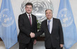 Secretary-General Meets Foreign Minister of Slovak Republic 2.8621821