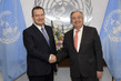 Secretary-General Meets First Deputy Prime Minister of Serbia 2.8621821