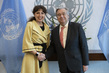 Secretary-General Meets Executive Secretary of Convention on Biological Diversity 2.8621821