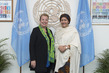 Deputy Secretary-General Meets Federal Minister for Labour of Austria 7.2184277