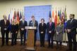 Press Encounter with Permanent Representatives of the EU8 3.9663124