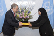 New Permanent Representative of Brunei Darussalam Presents Credentials 1.0