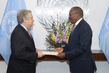 New Permanent Representative of Kingdom of Lesotho Presents Credentials 1.0