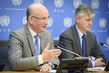 UN Peacekeeping Chief and AU Peace and Security Commissioner Guests at Noon Briefing 1.0
