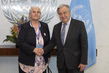 Secretary-General Meets President of Association Mothers of Srebrenica and Žepa Enclave 2.8632295