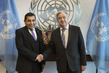 Secretary-General Meets United Kingdom Minister of State for Commonwealth and the UN 2.8632295