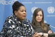 Press Briefing on High-Level Event on 'Women in Power' 3.1847541