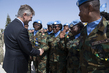 Chief of UN Peace Operations Visits Lebanon