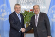 Secretary-General Meets President of International Olympic Committee 2.8632295