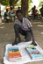 Young Entrepreneur Sells Books in Leer, South Sudan 1.8249741