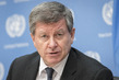 General Assembly President and ILO Director General Briefs Press on 100th Anniversary of ILO 3.1852684