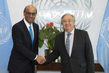 Secretary-General Meets Deputy Prime Minister of Singapore 2.8596468