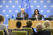 SRSG on Sexual Violence in Conflict Guest at Noon Briefing