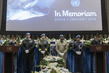 Annual Memorial Service Honours Staff Who Lost Their Lives Serving the United Nations 10.566979