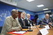 UN, AU and IGAD Delegation Meet in Juba to Support Peace Process