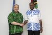 Secretary-General Visits Vanuatu