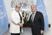 Secretary-General Meets His Special Representative for Sustainable Energy for All 2.8546844