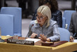 Security Council Meets on Situation Concerning Iraq 3.9500284