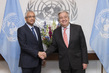Secretary-General Meets Prime Minister of Mauritius