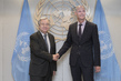 Secretary-General Meets Foreign Minister of Netherlands